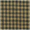 Small Check Homespun Shade Hunter Green 12