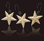 Resin Star Ornaments