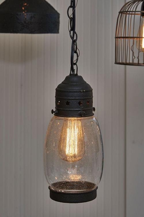 Onion Lantern Pendant Light