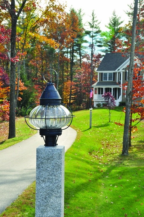 Colonial primitive and country outdoor lighting aloadofball Gallery