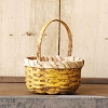 "5.75"" Mini Carrier Basket © - Yellow"