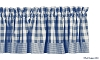 York Curtain Collection Blue