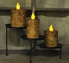 Three Tiered Candle Holder- Large
