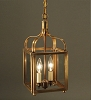 Medium Crown Hanging Light