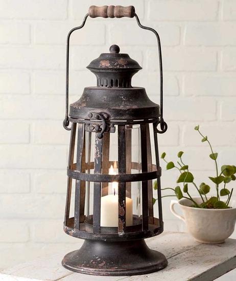 Curtis Island Candle Lantern