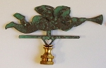 Cherub Lamp Finial