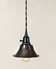 Tavern Pendant Lamp - Aged Copper