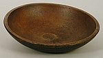 Rustic Medium Farmhouse Bowl Black