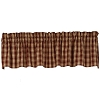 Barn Red Lexington Valance