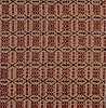 Saybrook Cranberry/Black/Tan Small Square