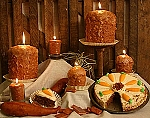 Six Pack Small Votive - Carrot Cake