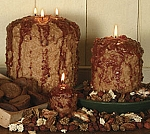 Hearth Candle - Grandma's Brownie