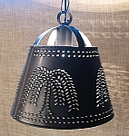 Willow Tin Shade Light