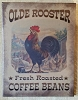 11 x 14 Olde Rooster Coffee