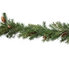 Angel Pine Garland w/Cone