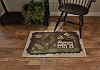 Whimsey Cottage Hooked Rug 24