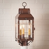 Martha's Post Lantern Antique Copper