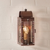 Cape Cod Wall Lantern Antique Copper