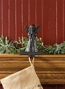 Vintage Angel Stocking Hanger