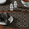 Campbell Coverlet Placemat - Black