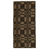 Campbell Coverlet Dishtowel - Black