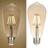LED Large Edison Bulb, Dimmable