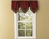 Hearth & Home Lined Triple Point Valance