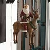 Santa on Reindeer Replacement