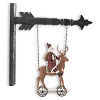 Santa on Reindeer Pull Toy Arrow Replacement
