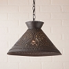 Roosevelt Shade Pendant Light Kettle Black