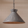 Roosevelt Shade Pendant Light with Willow