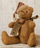 Bear - Primitive W/ Hat 1829