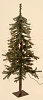 Christmas Tree - Alpine W/268 Tips & 80 Lights