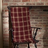 Classic Burgundy Throw (50x60
