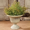 Small Cream Estate Urn (6.5x6