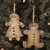Gingerbread Boy/Girl Set