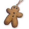 Mini Gingerbread Ornament