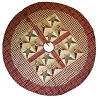 Medium Rebecca's Star Tree Skirt (36
