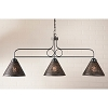 Large Franklin Hanging Pendant Light Kettle Black