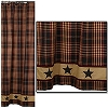 Village Star Shower Curtain (72x72