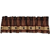 Village Star Valance (72x14