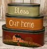 Nesting Boxes - Bless Our Home