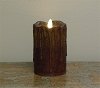 Flameless Candle - Lifelike Motion Flickering Flame - Br