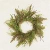 Wreath Ferns & Foliage