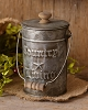 Country Living - Canisters With Lids