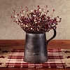 Tin Barn Pitcher