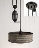 Sifter Pulldown Pendant Lamp
