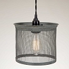 Wire Screen Pendant Lamp