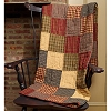Rebecca's Patchwork Throw (50x60