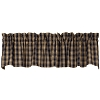 Navy Lexington Valance